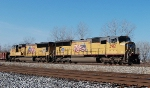  UP 3912 and 4957